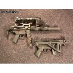 Miscellaneous Submachine Gun Items