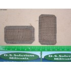 Wire Gauze for Barrel Cleaning. Pack of 4 Pieces.