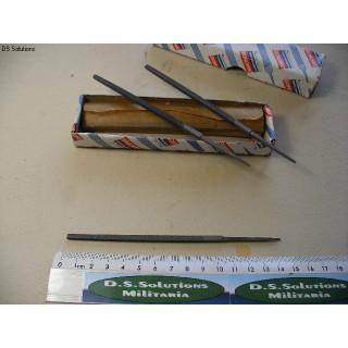 Engineers File, 100mm (4 Inch), Square Profile, Bastard Cut Grade.