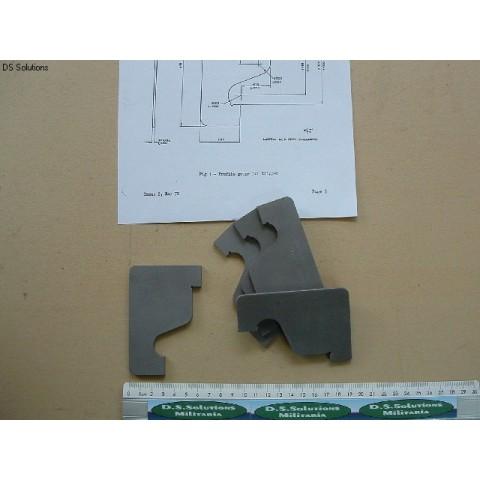 British Inspectors No8 Rifle Trigger Profile Gauge