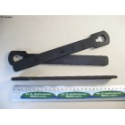 Replacement Flash Eliminator Spanner For L1A1 SLR's