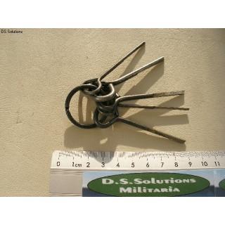 Bren Gun Gas Reamers (Gas Keys).