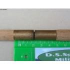 Original, British Issue 2 Piece Wooden Cleaning Rod