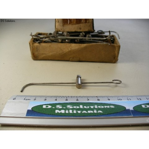 Rod, Switch, With Stop for Vickers Aiming Lamp Mk1