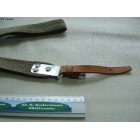 New, Green Nylon, AK47/AK74 Sling with Leather Tab
