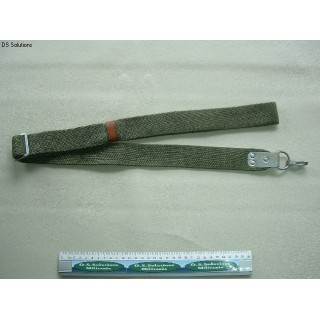 New, Green Nylon, AK47/AK74 Sling with Metal Dog Clip