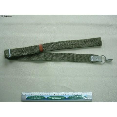 New, Green Nylon, AK47/AK74 Sling with Metal Dog Clip