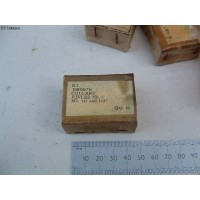 Unopened Box of 10 Original Lee Enfield Front T/Gd Screw Collars