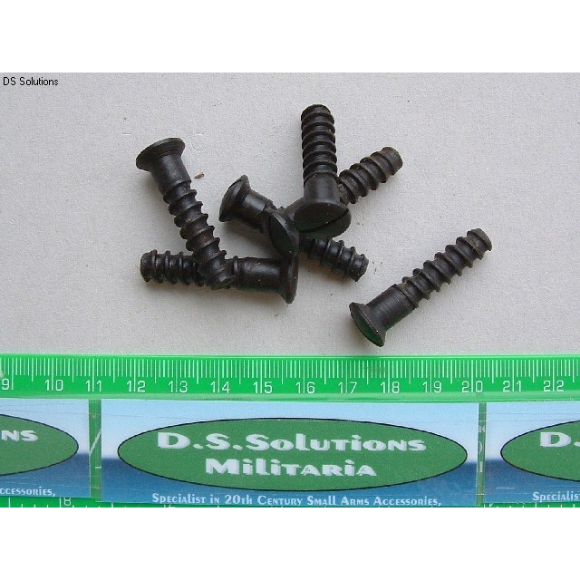 SMLE No.1 MKIII Buttplate Screw