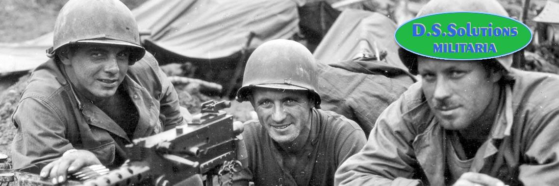 Machine Gunner WW2